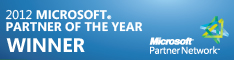 ClickDimensions Recognized as 2012 Microsoft Dynamics Marketplace Solution Excellence Partner of the Year Award Winner
