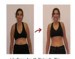 31 day fat loss cure results