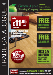Green Apple Flooring Trade Catalogue