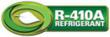 Amana Air Conditioning R410A Refrigerat Logo