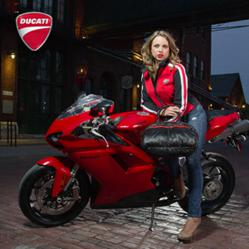 iskin Ducati featured for World Ducati Week