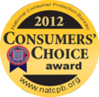 Value Dry Basement Waterproofing wins the 2012 Consumers' Choice Award