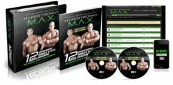 Hypertrophy MAX workout program