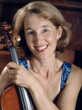 Violist Katherine Murdock of the Los Angeles Piano Quartet