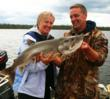 Trophy Lake Trout at North Knife Lake Lodge