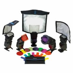ExpoImaging, Inc. Introduces Rogue Lighting Kits for Speed Lights: Starter Kits, Portrait Kits and Master Lighting Kits