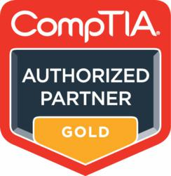 Comptia Gold Partner