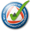 AmberWatch Recommended Seal