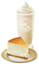 Cheesecake Frappe Powdered Drink Mix