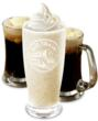 Root Beer Float Frappe Powdered Drink Mix