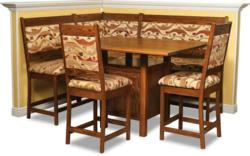 The High Country Nook Dining Set