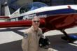 Randall Brooks at an APS Upset Recovery Extra 300L Training Airplane