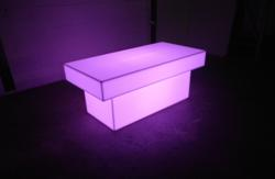 Charmant Light Up Tables For Tradeshow And Special Events