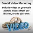 Video Dental Marketing:  IDA Websites Feature Access To New Online Library