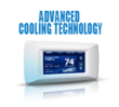 AC Service Technology In Arizona Provided By American Cooling And Heating.