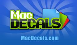 Mac Decals Logo