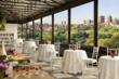 Taj Boston's celebrated Sunday Champagne Brunch on The Roof offers panoramic city views.