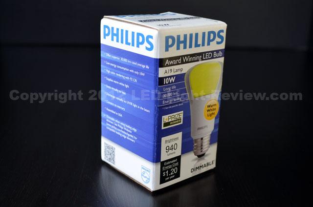 The Philips LED Light Bulb L-Prize Winner 420224 LED light bulb packagingThe Philips LED Light Bulb L-Prize Winner 420224 LED light bulb packaging ... & LED Light Review Evaluates the Philips L Prize 420224 Endura LED ... azcodes.com