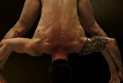 Naked Flow Yoga for Men at Le Male Yoga in Chelsea
