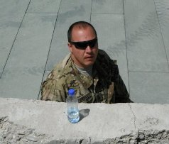 Sergeant Chad Cagle