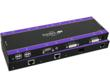 Dual DVI Extender with Audio USB and RS232 Receiver