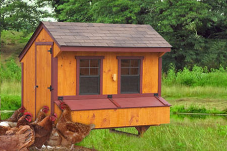 how to get a loan for chicken houses