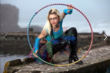 Professional Hula-Hoop Performer Cressie Mae Crowdfunds Her Way to the Olympics