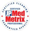 The Joint Commission, AORN, OSHA, and CDC all set standards for clean, by which JP MedMetrix is compliant.