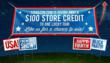 Enter to win a $100 store credit! — Signazon.com