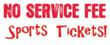 No Service Fees