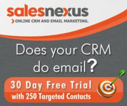 Does your CRM do Email?