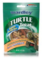 Wardley® Turtle Treats, Wardley® Turtle, Wardley® Treats, Wardley®