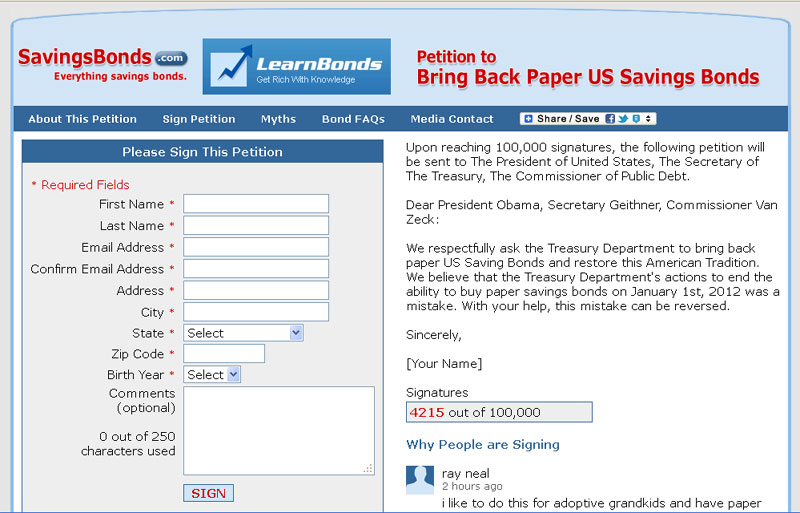 Us Savings Bonds How To Cash In