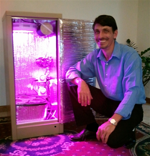 New Hydroponics Grow Boxes And Stealth Hydroponic Systems