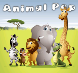 Animal Pop, a Children's App for Windows Devices