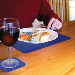 Tenura Anti-Slip Place Mat and Coaster