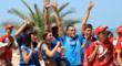 Russia Celebrates International Olympic Day