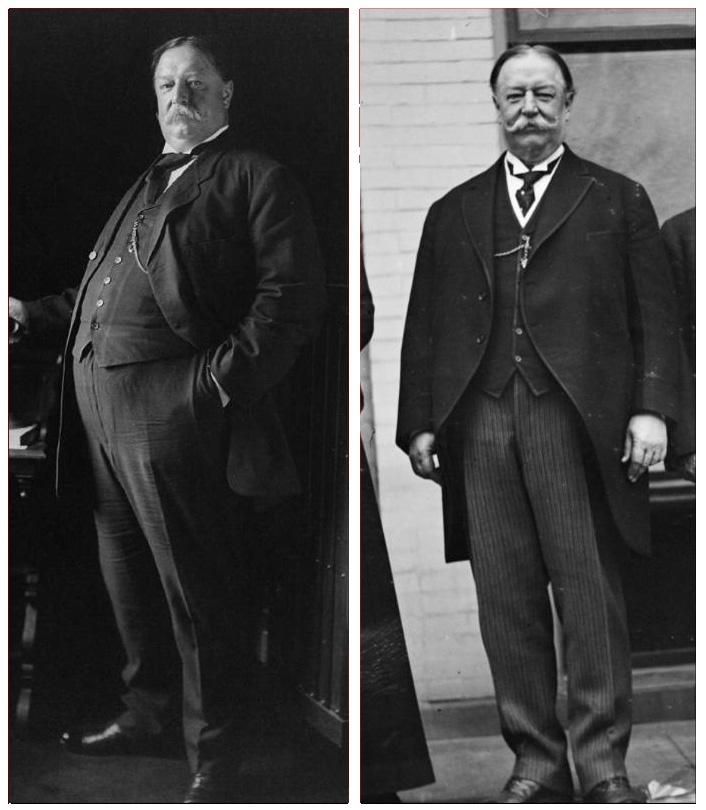 William Taft Weight Rubenstein Library Tes...