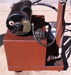 hydraulic power unit, hydraulic power unit design
