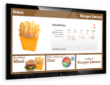Nutritional kiosk solution meets menu labeling laws.