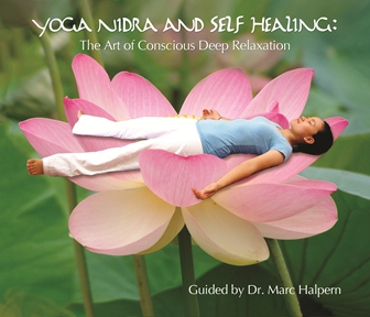yoga nidra cd published by recognized ayurvedic expert dr