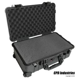 Pelican 1510 Carry-On Case with Pick N Pluck Foam
