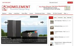 Homelement Furniture and Home Decor Design Blog