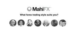 MahiFX Trading Styles Infographic
