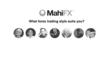 MahiFX Trading Styles Infographic
