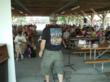 Nick speaking to 200 youth and adults at Kingdom Bound 2012 in upstate New York.