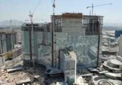 Construction in Las Vegas