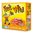 Eat to Win Game Commended by Bert Knitter, Board Member for the...