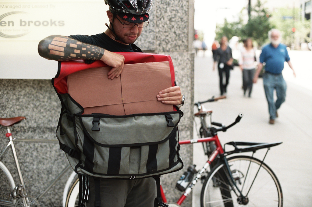 Need A Package Delivered Quickly Cowtown Couriers Is
