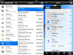 Mobile CRM for Dynamics CRM